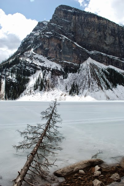 Might Be Best to Wait Until June to Hike Banff