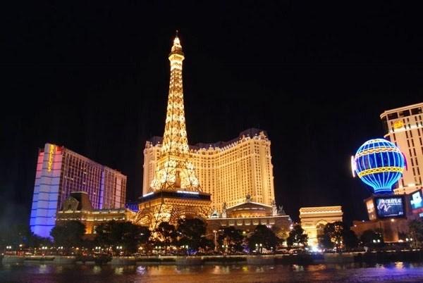 Sightseeing in Las Vegas Strip