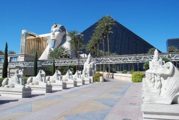 Luxor and the Monorail