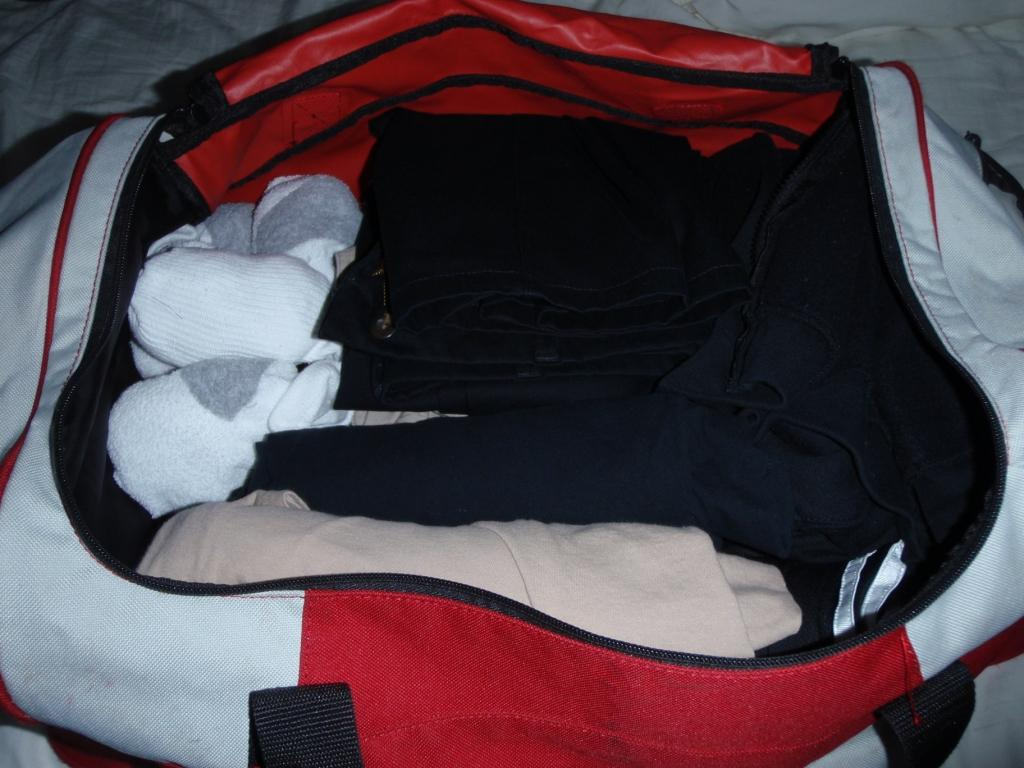 Packing Cubes to the Rescue