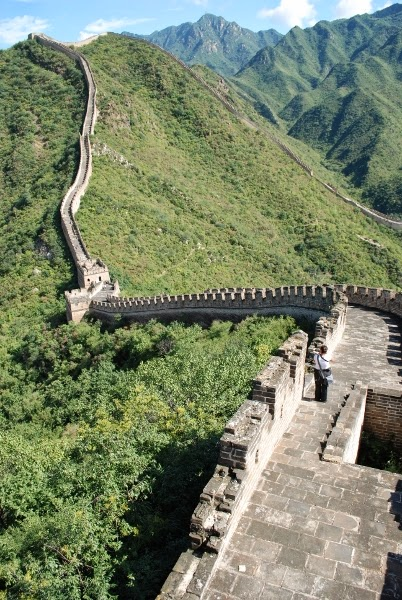 The Great Wall of China at Huanghuacheng