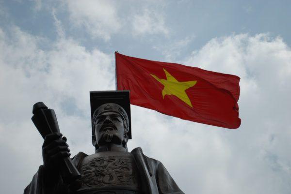 Hong Kong to Hanoi