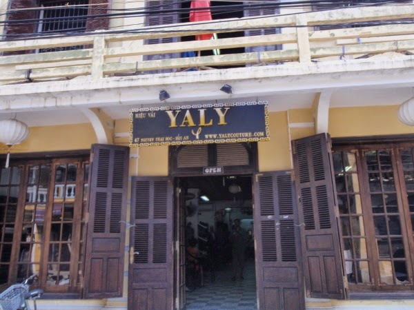 Yaly in Hoi An, Vietnam