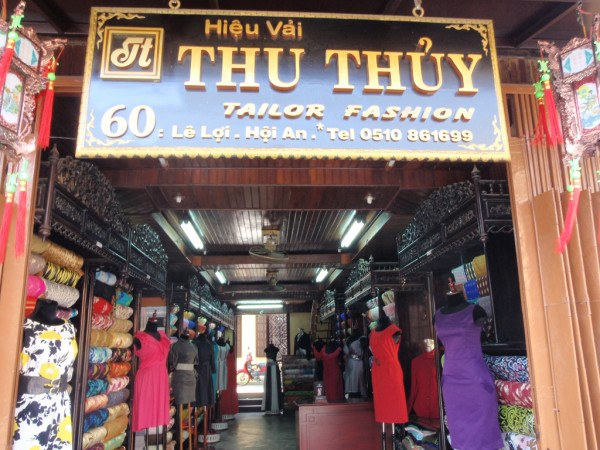 Thu Thuy in Hoi An, Vietnam