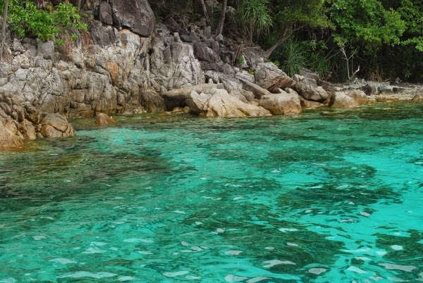 Gorgeous Water in Koh Lipe, Thailand