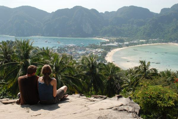 Koh Phi Phi Island Viewpoint