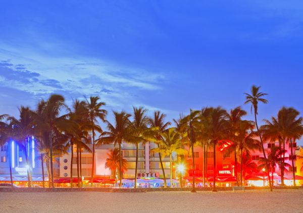 Be Sure to Check out the art Deco District on your Visit to Miami