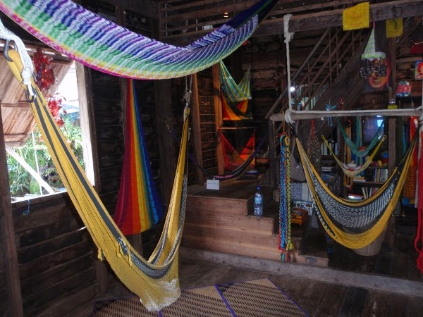 Koh Lanta's Hammock House, Thailand