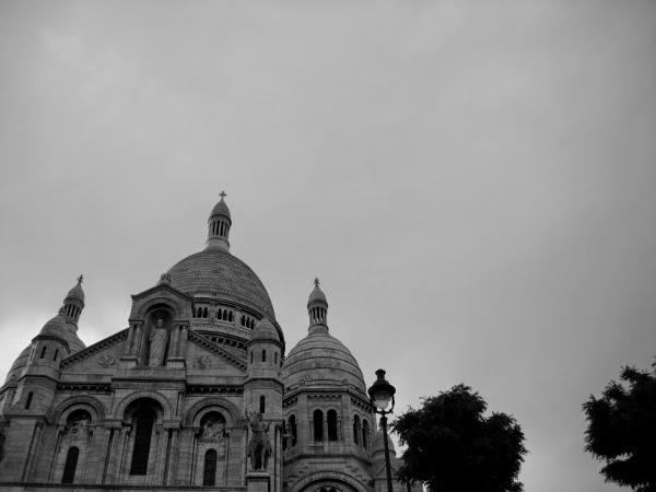Sacre Coeur of Paris, France