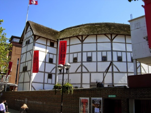 Shakespeare's Globe Theater - London, England