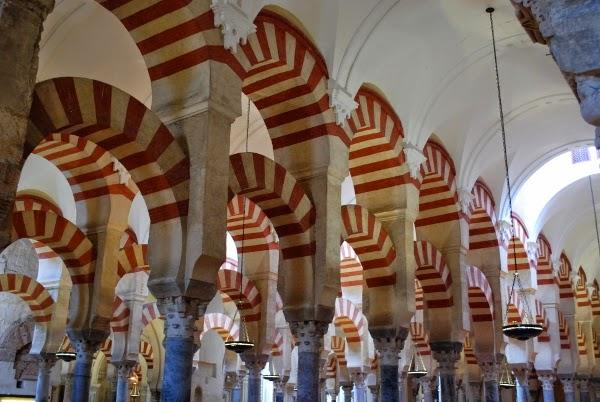 The Mezquita of Cordoba, Spain