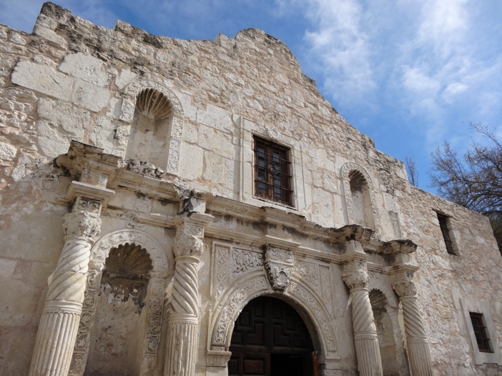 The Alamo Mission San Antonio, Texas
