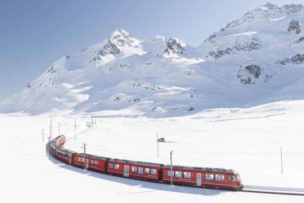 Train Tickets in Switzerland