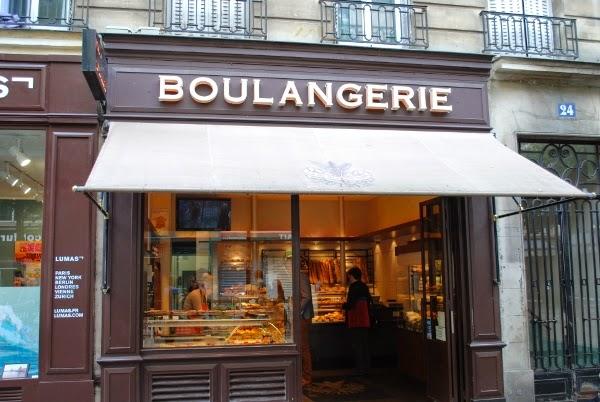 Boulangerie Julien in Paris, France