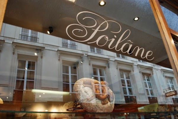 Poilane Bakery in Paris, France