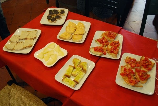 Tasting Tray with Walks of Italy Florence