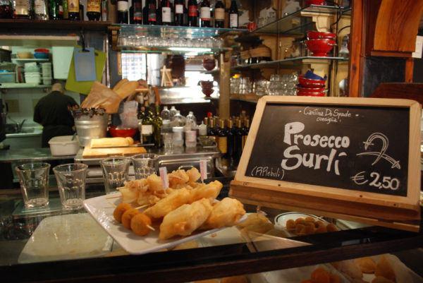 Venice Cicchetti Bars