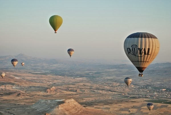 Cappadocia Hot Air Balloon, Turkey, with Royal Balloon