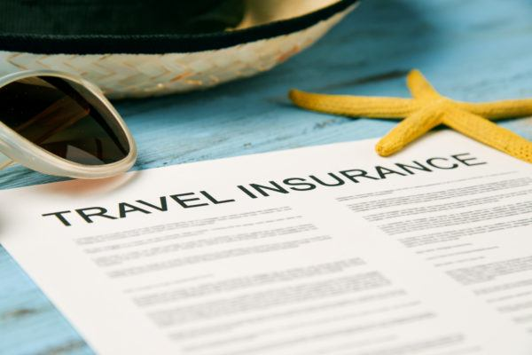 Check your travel insurance