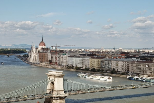 The Danube from Above