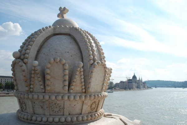 Budapest in Europe