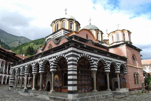 Rila is the World's Most Beautiful Monastery