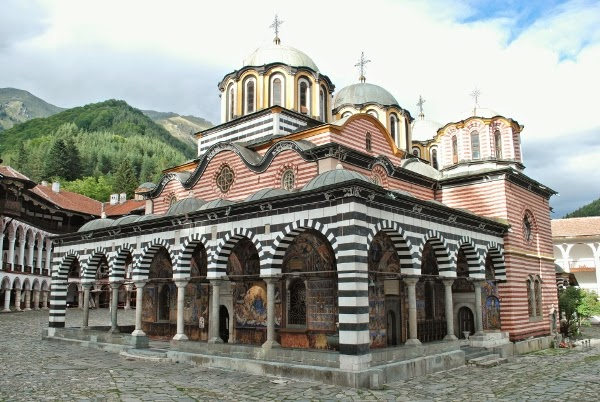 Rila Monastery in Bulgaria, the #1 Must See