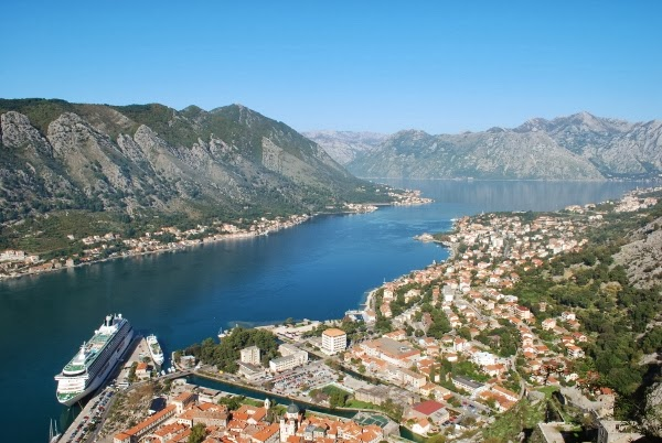 Bay of Kotor is a must see when traveling in Montenegro