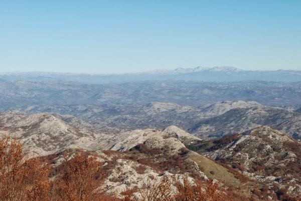 Mount Lovcen, Montenegro