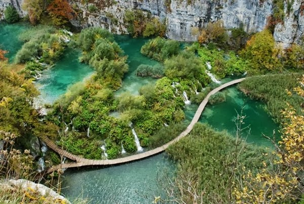 Plitvice National Park Croatia