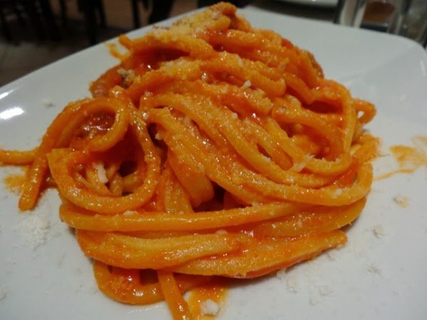 One of the best pastas in Italy