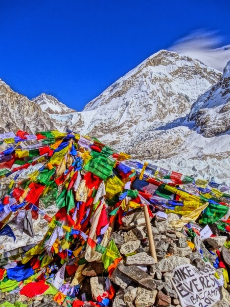 Everest Base Camp Photos in Nepal