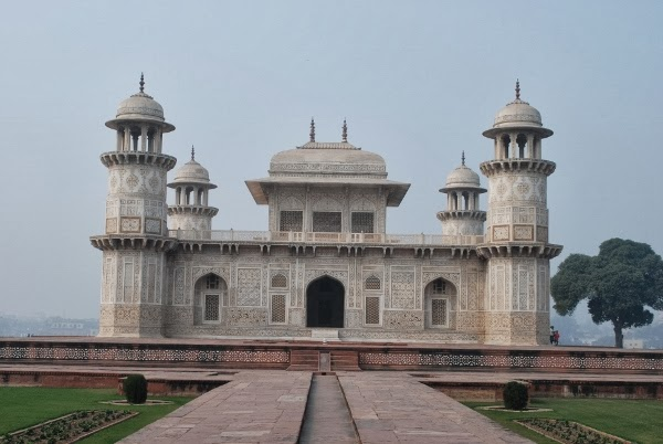 Our Favorite Spot, The Baby Taj Mahal in Agra