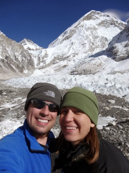 We Made It to Everest Base Camp!