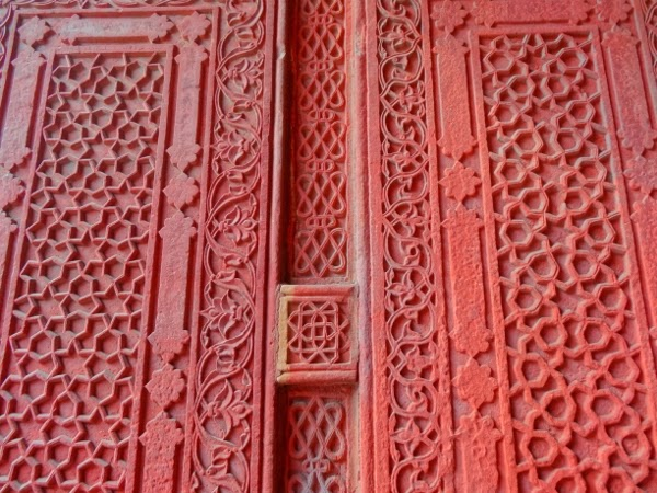 Geometric Patterns in India