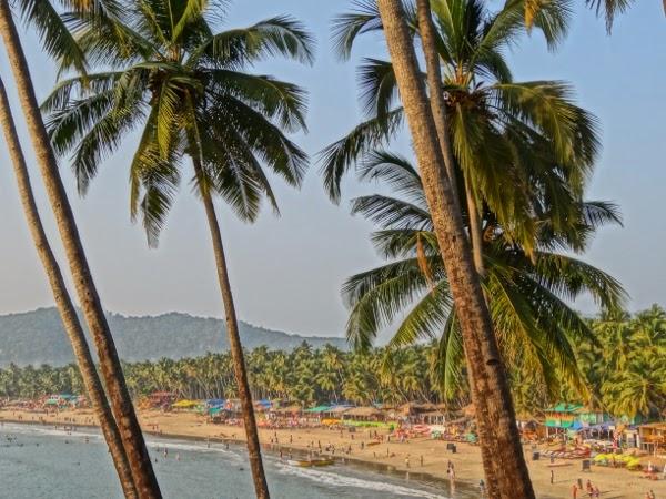 Palolem Beach, India