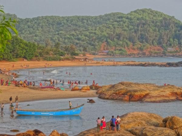 Om Beach, India