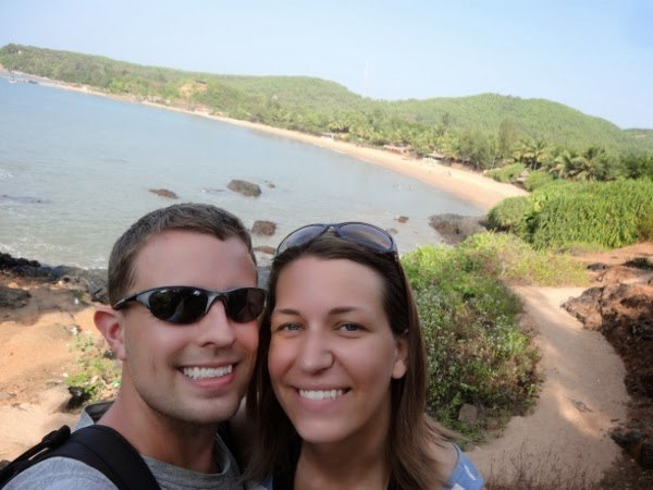 Living the Dream on Om Beach in Gokarna