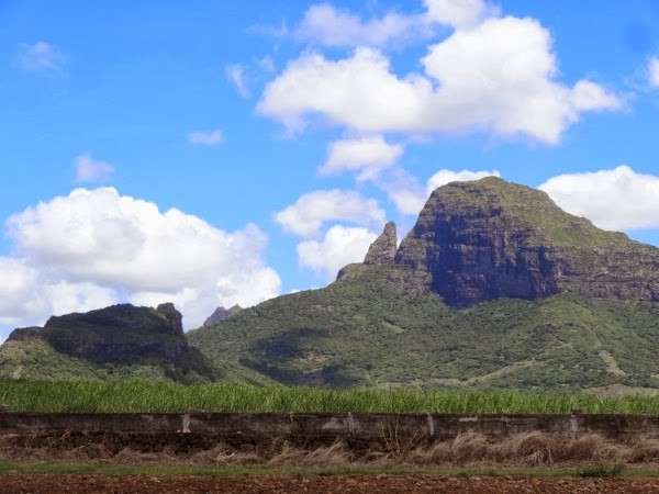 Gorgeous Driving Scenery in Mauritius