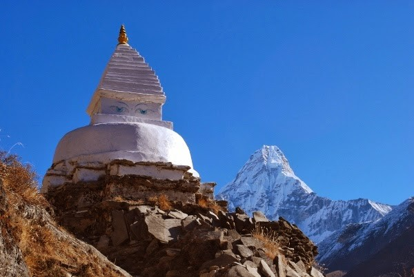 Gorgeous Views on Everest Base Camp Trek