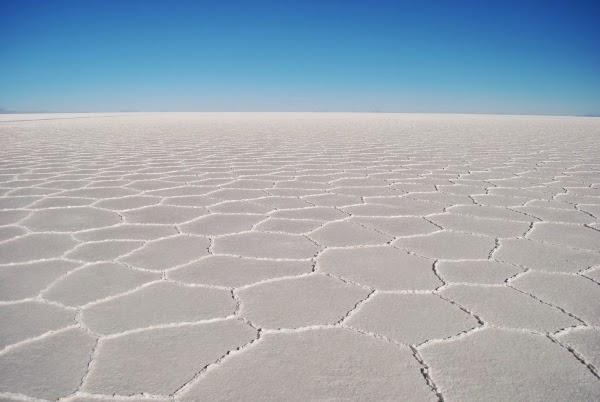 Incredible Uyuni Salt Flats