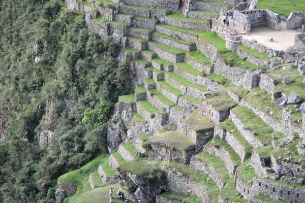 Empty Machu Picchu