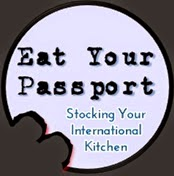 Eat Your Passport logo
