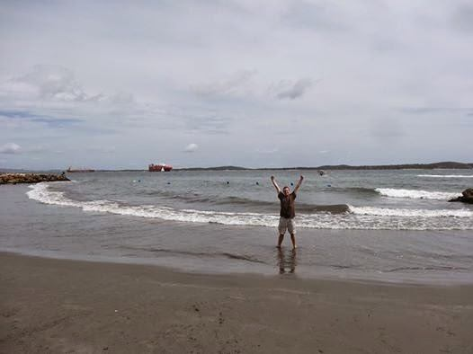 The end of our overland journey in South America: Cartagena, Colombia - August 2014