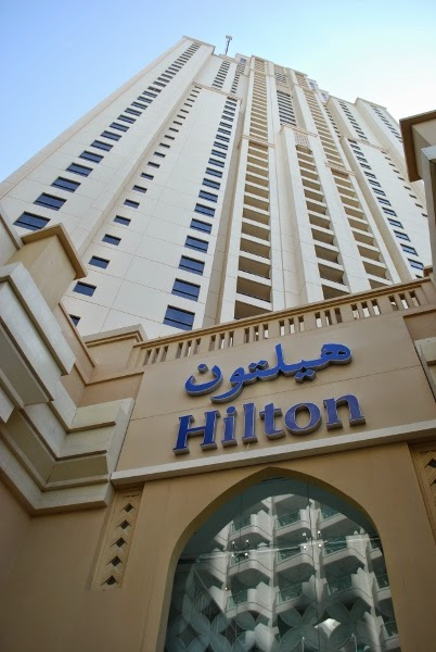Hilton Dubai Jumeirah Residences