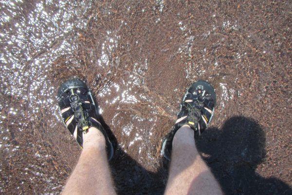 KEENs Sandals in Greece