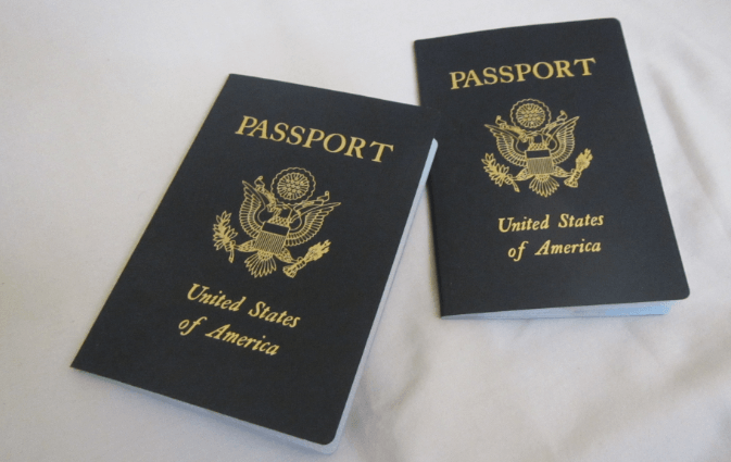 Our Emergency Passport US Edition. They Look The Same as Real Ones!