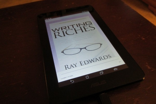 Writing Riches Kindle