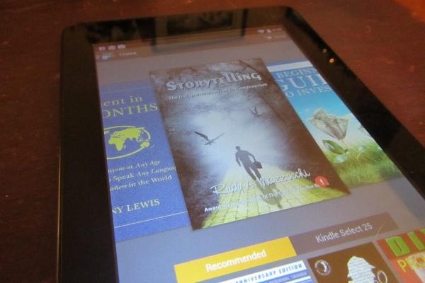 Storytelling Kindle