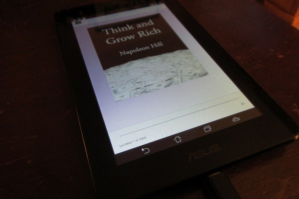 Think and Grow Rich Kindle